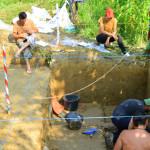 Descoperire uimitoare a arheologilor şi studenţilor dâmboviţeni!