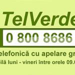 TELVERDE: Ministerul Muncii comunică telefonic cu cetăţenii timp de 13...