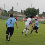 FOTBAL: Urban Titu și-a fixat lotul de jucători pentru cantonament