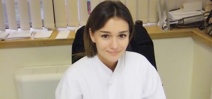 Dr. Ileana Iliescu - psiholog specialist în tulburări de alimentație și nutriție