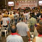 DÂMBOVIŢA:  PSD s-a mobilizat să joace marea finală, Victor Ponta, pre...