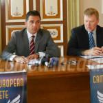 DÂMBOVIŢA:  Majoretele promovează Târgoviştea!  Prima lecţie învăţată:...