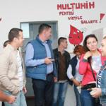 DÂMBOVIŢA: Mobilizare generală la Titu! Angajaţii Primăriei şi membrii...
