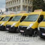 DÂMBOVIŢA: Poliţiştii au verificat toate maşinile de transport şcolar