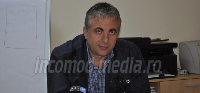 Nicolae Dragodănescu - preşedinte CNS Cartel Alfa - Filiala Dâmboviţa