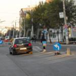 DÂMBOVIŢA: Bulevardul IC Brătianu din Târgovişte, închis circulaţiei î...