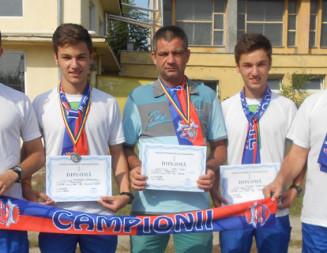 SUCCES: Târgoviştenii, campioni naţionali la Radio Orientare: 5 medalii de aur, 7 de argint şi 3 de bronz