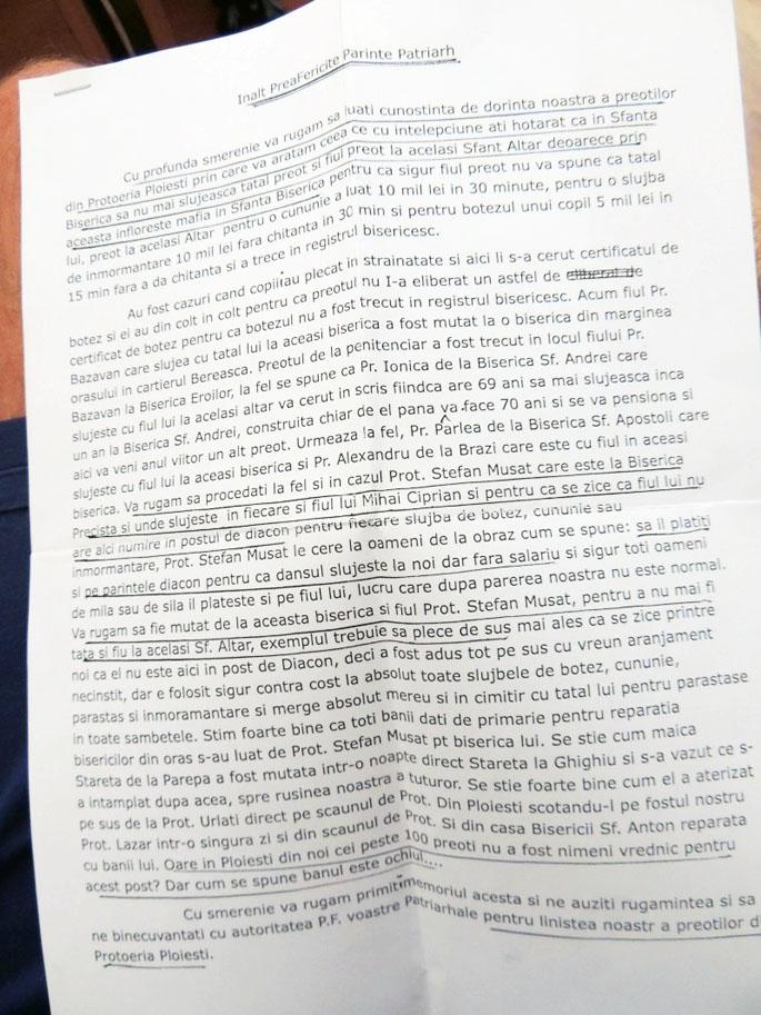 Document obţinut de PHON.RO