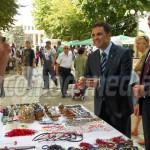 DÂMBOVIŢA: Târgul meşterilor populari organizat la Târgovişte, o istor...