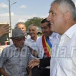 DÂMBOVIŢA: Adrian Ţuţuianu, la pas prin târgurile organizate de Sfânta...