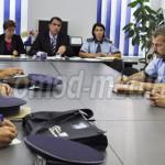 DÂMBOVIŢA: Parteneriat instituţional pentru prevenirea abuzurilor împo...