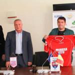 FOTBAL: Andrei Mărgăritescu vrea să promoveze Urban Titu în Liga a 2-a...