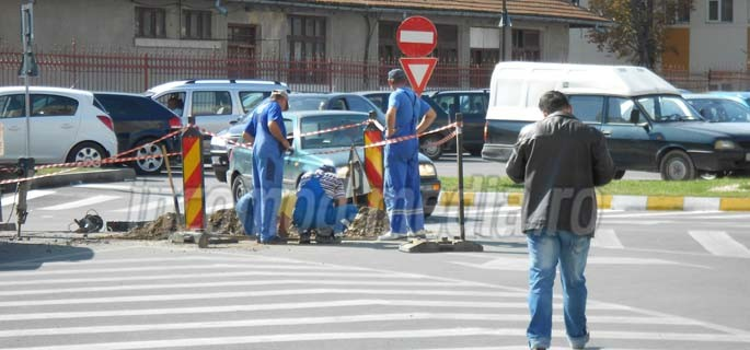 asfalt spart piata 1 mai
