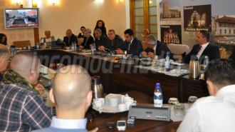 consiliul local targoviste