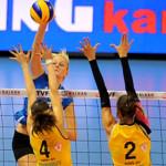 VOLEI: Al doilea succes! Unic Piatra Neamț - CSM Târgoviște 0-3