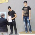 WUSHU KUNG FU: George-Mihai Marin, pentru a doua oară campion naţional...