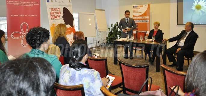 lansare proiect femei cu initiativa 1