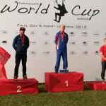 PERFORMANŢĂ: Românul Alexandru Nicolau a devenit vicecampion mondial l...