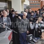 DÂMBOVIŢA: Victor Ponta a inaugurat Institutul de Cercetare al Univers...