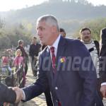 DÂMBOVIŢA:  Deputatul Ion Stan a fost primit cu căldură la Voineşti