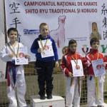 KARATE: Campionatul Naţional Shito Ryu s-a organizat în premieră la Tâ...