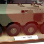CĂLĂRAŞI: Armata Română testează la Jegălia prototipul transportorului...