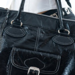 GIURGIU: Noroc cu jandarmul de serviciu! O femeie și-a recuperat geant...