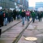 VIDEO: Cinci zile de grevă generală la Oţelinox Târgovişte! Salariaţii...