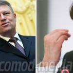 CONDIȚIE: Vezi ce i-a cerut Monica Macovei lui Iohannis, ca să-l votez...