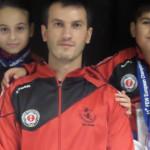KARATE: Sportivii din Cornu, Prahova, au obţinut şase medalii la Campi...