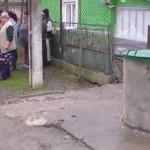 IALOMIŢA: O bătrână de 75 de ani a fost salvată, după ce a căzut în fâ...