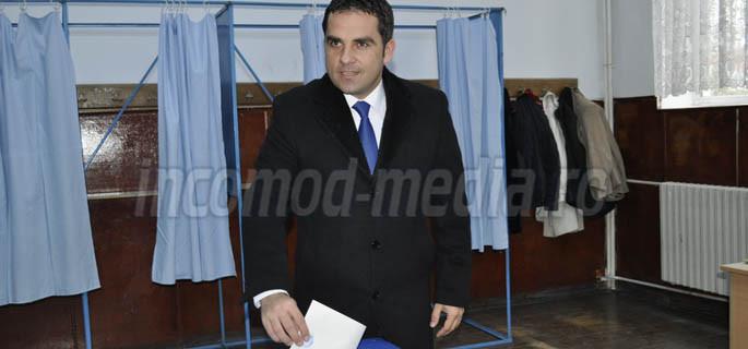 vot ciprian prisacaru