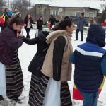 DÂMBOVIŢA: Lecţie de demnitate, unitate şi bucurie în comuna Gura Ocni...