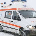 DÂMBOVIŢA: Accident rutier la Comişani. Un mort şi o persoană rănită g...