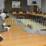 DÂMBOVIȚA: Ședința CJD convocată de PNL nu s-a ținut! Unii aliați inde...