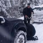 DÂMBOVIŢA: Doi turişti bucureşteni au rămas înzăpeziţi în Bucegi
