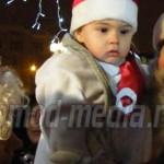 DÂMBOVIŢA: Moş Crăciun soseşte astăzi la Târgovişte. Va rămâne în Parc...