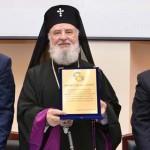 DISTINCŢIE: Mitropolitul Nifon, recompensat pentru cei 15 ani de activ...