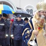 GIURGIU: De Bobotează, episcopul Ambrozie va sfinţi apa Dunării, iar t...