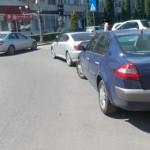 ULTIMATUM: Gata cu parcarea haotică pe Centrul Vechi din Târgovişte! D...