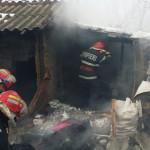 TELEORMAN: Şi-a dat foc la gospodărie, punându-i în pericol şi pe veci...