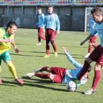 FOTBAL: Urban Titu, debut cu stângul în amicale