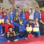 KARATE: MSC Târgovişte, de 16 ori pe podium la Campionatul Naţional