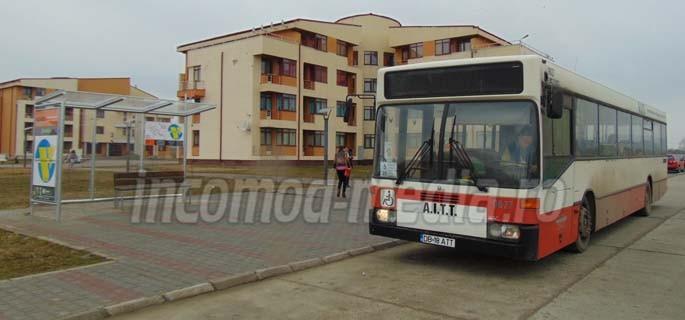 autobuz AITT campus