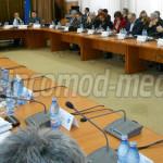DÂMBOVIŢA: PNL-iştilor nu le-a ieşit nimic în şedinţa CJD! Bugetul a t...