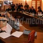 DÂMBOVIŢA: Municipiul Târgovişte n-are buget! Consilierii s-au contrat...