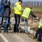 GIURGIU: Deţinut, accidentat mortal la câteva ore după ce a ieşit pe p...