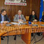 DÂMBOVIŢA: Dialog de... reglaj între parlamentari şi şeful judeţului! ...