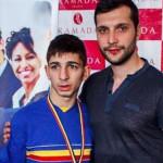 BOX: Florin Bujor s-a clasat pe podium în Cupa României