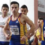 ATLETISM: George Preda, dublu vicecampion naţional